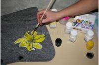 Фарби для тканини