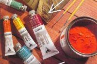 Фарби масляні