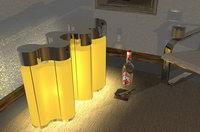 Светильники и торшеры напольные