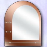 Зеркало с тремя полками, бронза