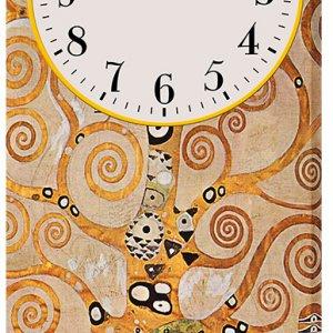 Настенные часы Декор Карпаты 29х75 (29х75-ch59)