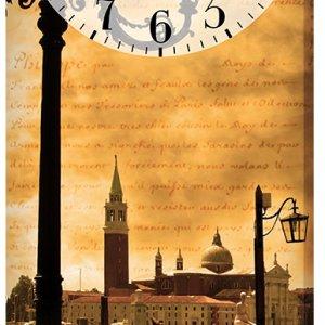 Настенные часы Декор Карпаты 29х75 (29х75-ch49)