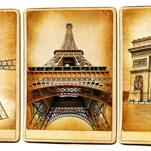 Картина на холсте Декор Карпаты Города 50х100 см (g132)