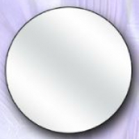 Зеркало круглое без рисунка