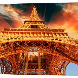 Картина на холсте Декор Карпаты Башня 50х100 см (g620)