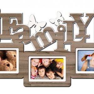 "Фоторамка коллаж ""Family"" 34х80 см (H5-058C)"