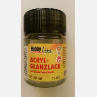 Акриловый лак на основе синтетических смол глянцевый