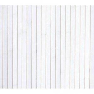 Бамбукові шпалери білі 17 мм