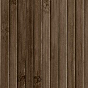 Бамбукові шпалери сіро - зелені 17 мм