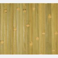 Бамбуковые обои бледно - зеленые 17 мм