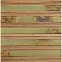 Бамбукові шпалери черепахові темні пропиляні 17/8 мм