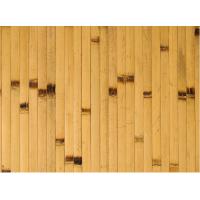 Бамбуковые обои светлые обожженные 17 мм
