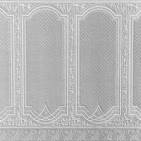 Цокольный фриз (бордюр) под покраску 447-60