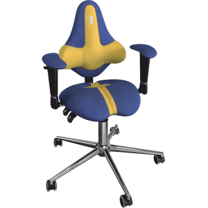 """Детское ортопедическое кресло Kids 1501 """"Duo color"""""""