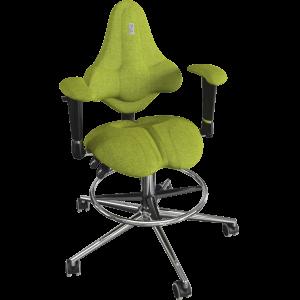 Детское ортопедическое кресло Kids 1505 Оливковое