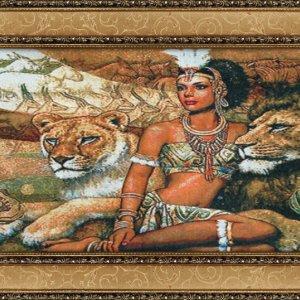 Гобеленовая картина Декор Карпаты RW-199 60x120 (gb_3)