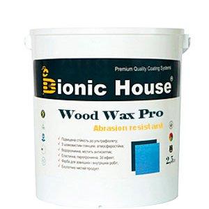 Фарба - віск для дерева WOOD WAX PRO
