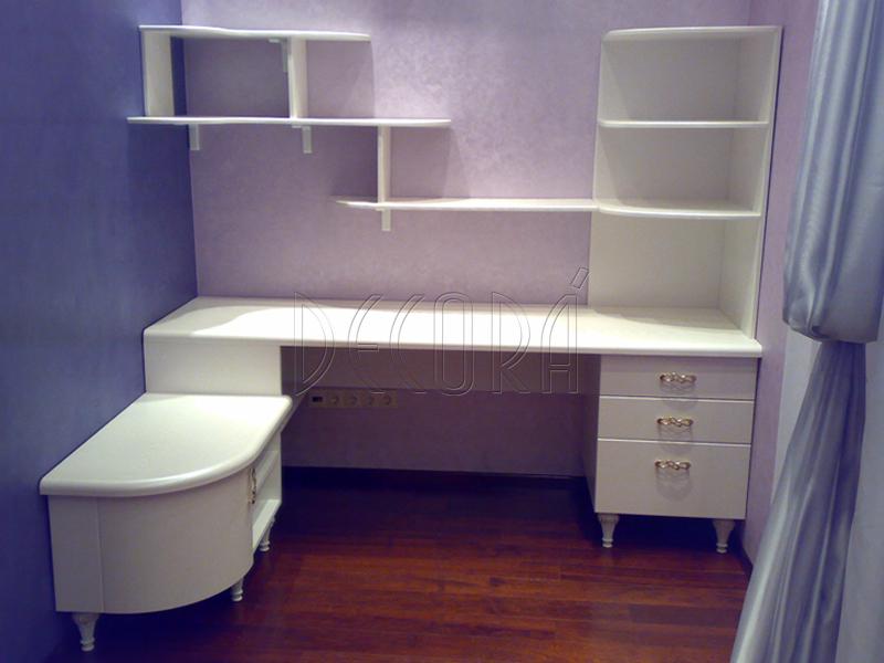 Письменный стол с полками * интернет магазин мебель онлайн в.