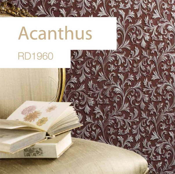Imperial Home Decor: Lincrusta Acanthus RD1960 Imperial Home Decor Group