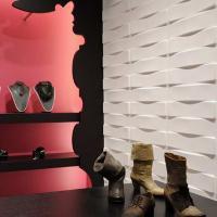 Гипсовая 3D панель стеновая своды