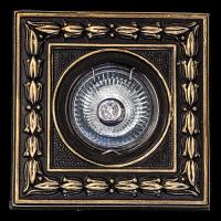 Светильник потолочный гипсовый AZ 24 Бронза