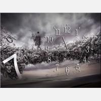 """Часы с картиной """"Пески времени"""""""