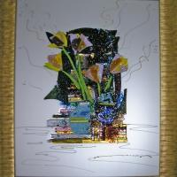 Картина из стекла «Натюрморт»