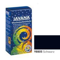 Краска-краситель для ткани для обработки в стиральной машине Javana Черный