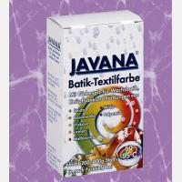 Краска-краситель для ткани Javana Лаванда (код 98503)