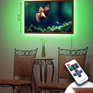 """LED – картина """"Момент"""""""