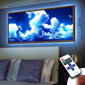 """LED – картина """"Небо"""""""