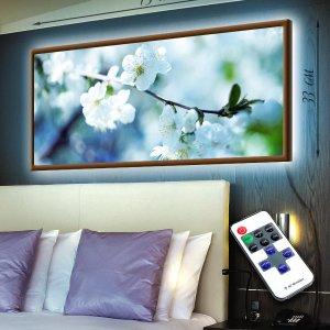 """LED – картина """"Цветение весны"""""""