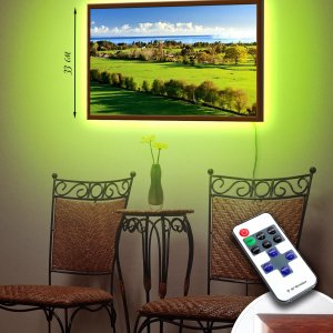 "LED – картина ""Умиротворенный пейзаж"""