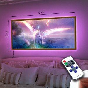 "LED – картина ""Крылья"""