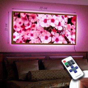 "LED – картина ""Цветущее дерево"""