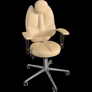 Ортопедический стул Trio 1402 Песочное для школьника