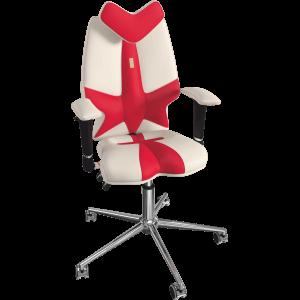 """Ортопедическое детское кресло Fly 1301 """"Duo color"""" для школьника (код 1301)"""