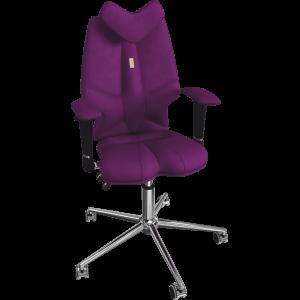 Ортопедическое детское кресло Fly 1305 Лиловое