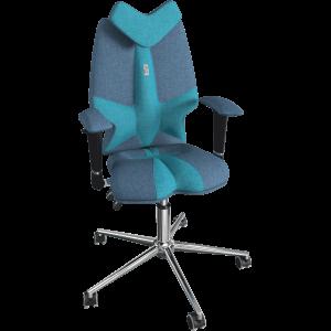 """Ортопедическое детское кресло Fly 1306 """"Duo color"""" для школьника"""