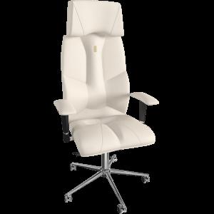 Ортопедическое кресло Business 0603 Белое