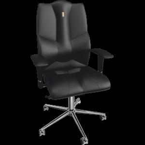 Ортопедичне крісло Business 0604 Чорне