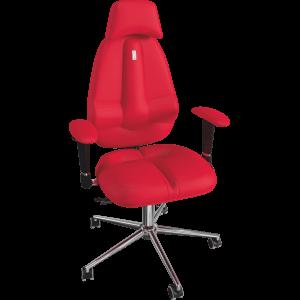 Ортопедическое кресло Classic 1201 Красное