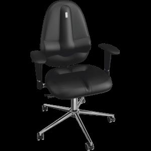 Ортопедическое кресло Classic 1203 Черное