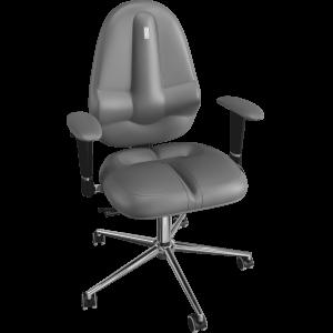 Ортопедическое кресло Classic 1205 Серый графит