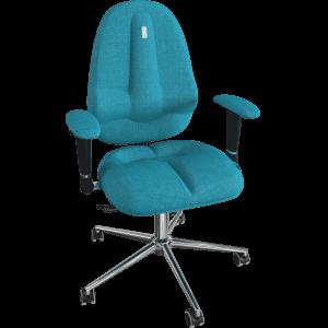 Ортопедическое кресло Classic 1206 Бирюзовый