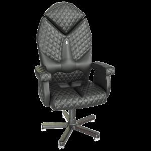 Ортопедическое кресло Diamond 0102 Черное