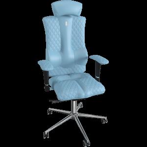 Ортопедическое кресло Elegance 1001 Светло - синее