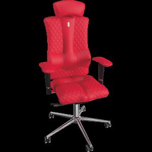 Ортопедическое кресло Elegance 1002 Красное