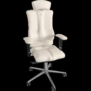 Ортопедическое кресло Elegance 1004 Белое