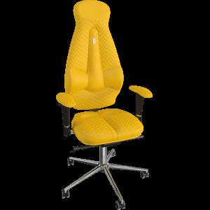 Ортопедическое кресло Galaxy 1101 Желтое